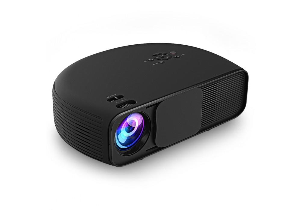 Мультимедийный проектор invin x8000, черный