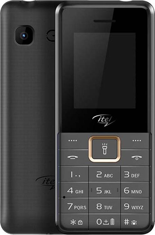 Мобильный телефон ITEL IT5606 DS Elegant 4096/, черный мобильный телефон itel it5606 ds elegant black