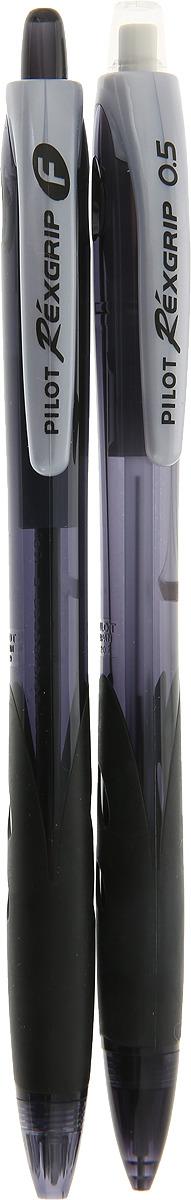 купить Pilot Набор для письма BPRG-10R-F H-105 цвет черный недорого
