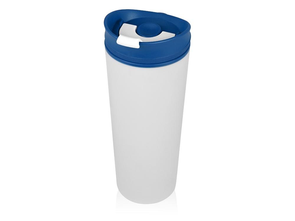 Термокружка Oasis Brite пластиковая, 870302, синий