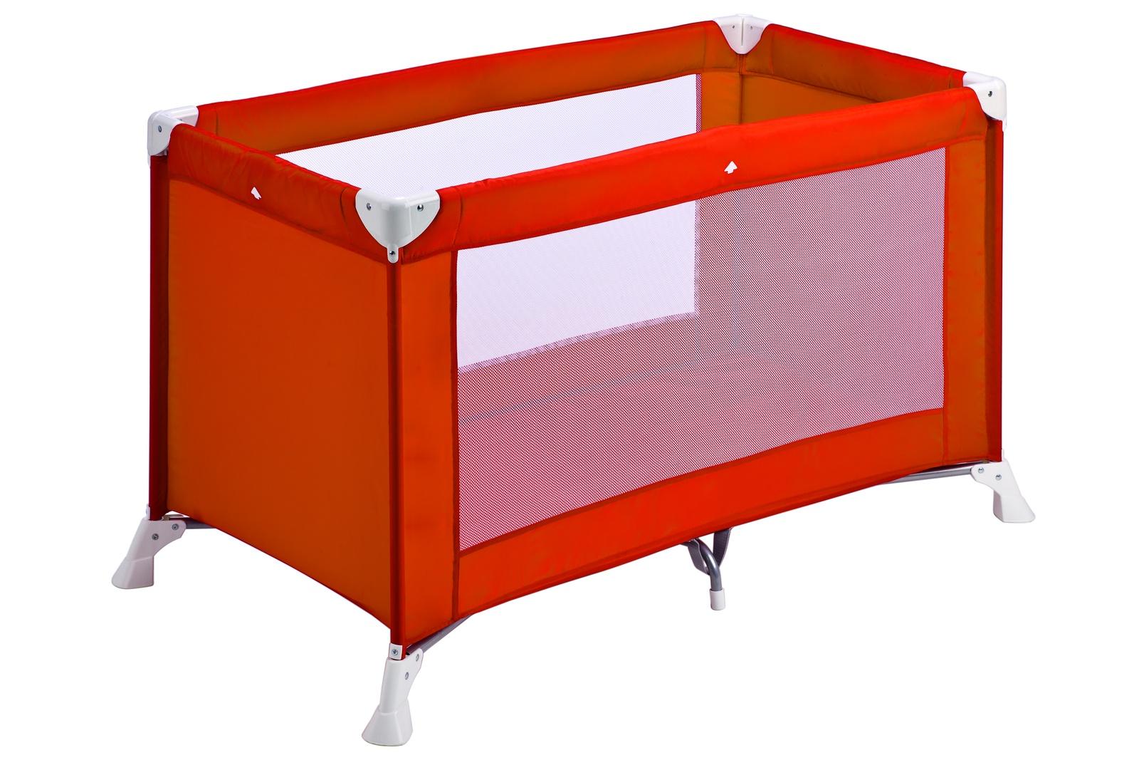 Манеж-кроватка Safety 1st Soft Dreams 2112260000 , 2112260000 красный