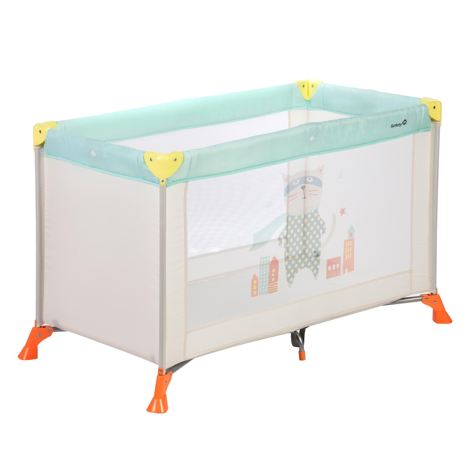 Манеж-кроватка Safety 1st Soft Dreams 2112261000, 2112261000 голубой