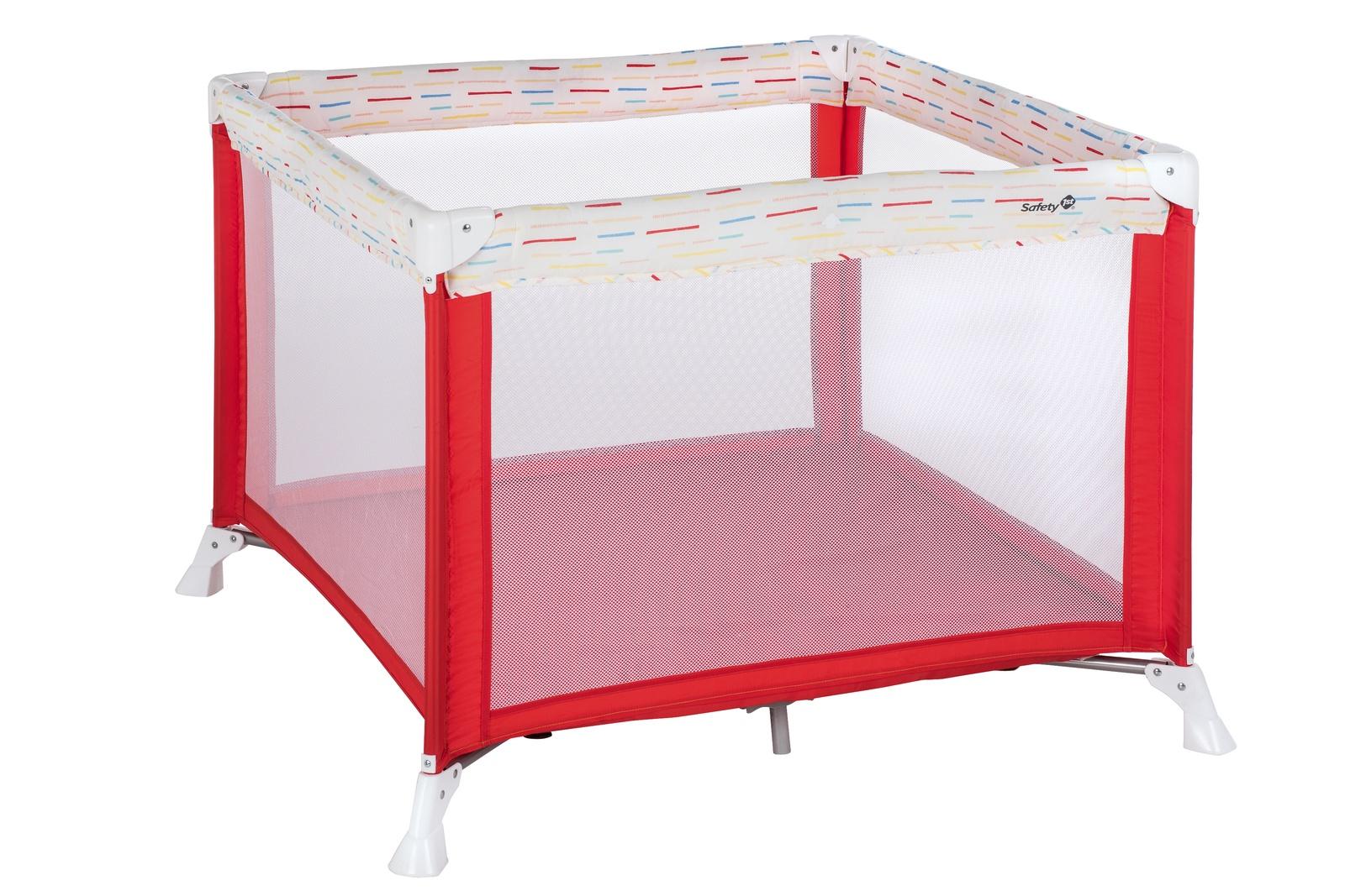 Манеж-кроватка Safety 1st Circus 2508260000, 2508260000 красный