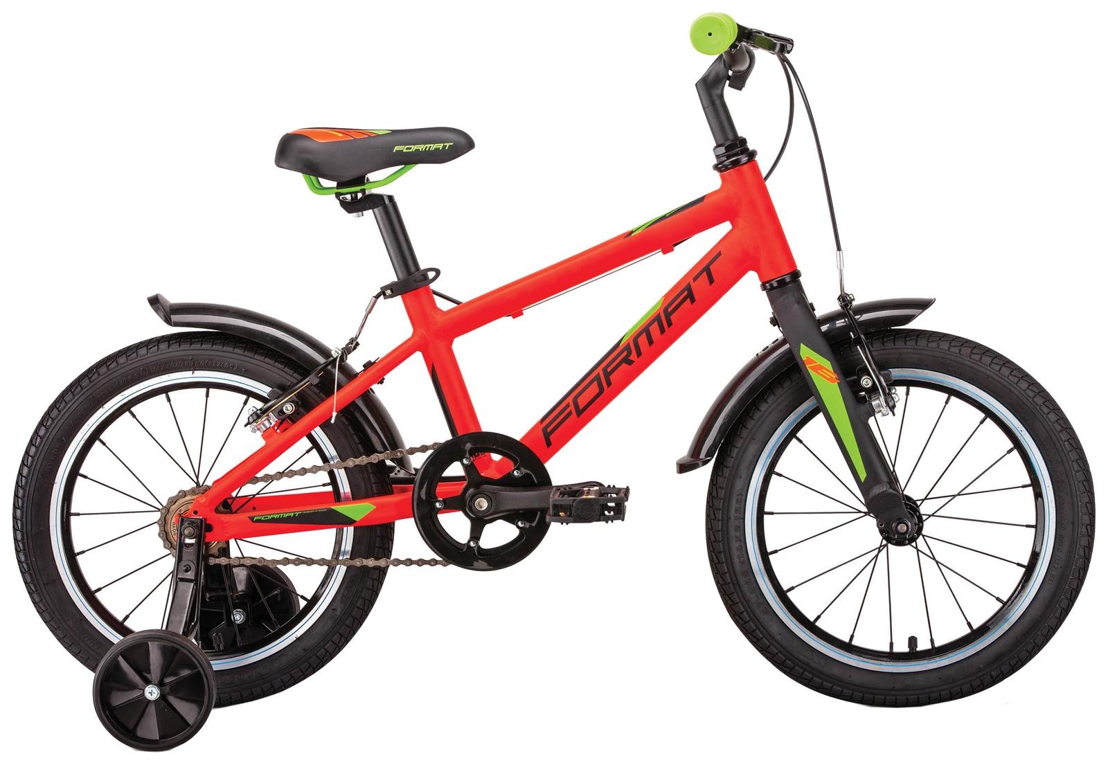 цена на Велосипед Format Kids, RBKM9H6G1002, красный
