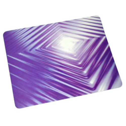 Коврик для мыши Buro Стильный, фиолетовый