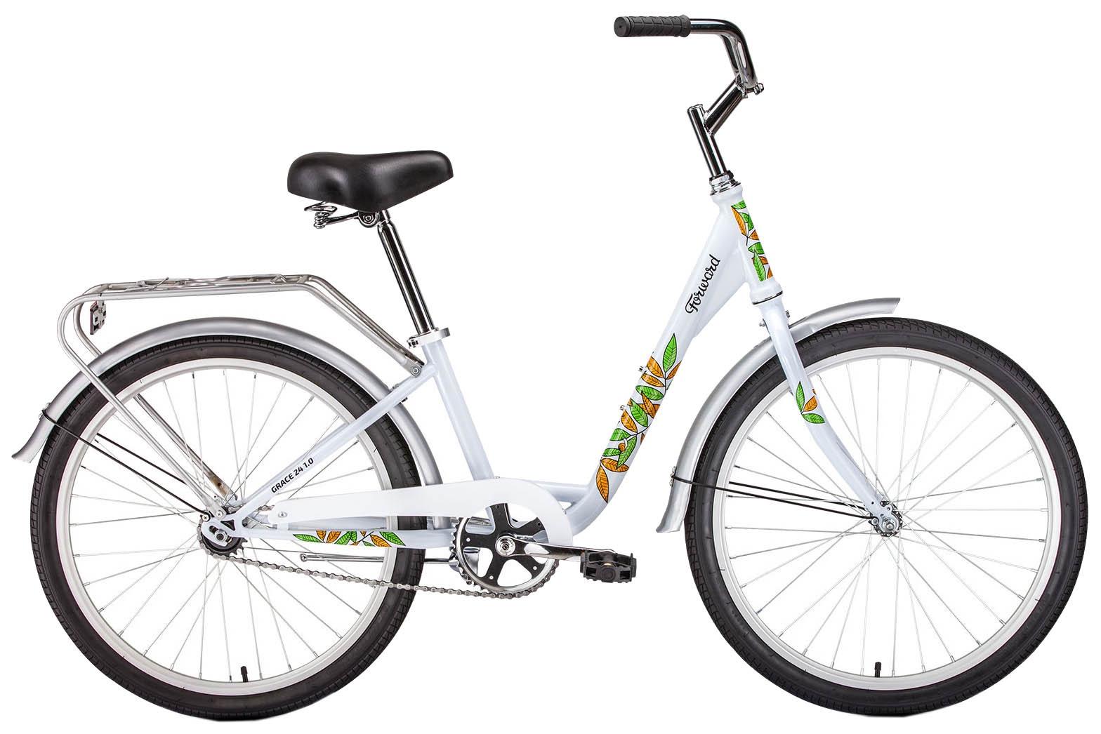Велосипед Forward GRACE, RBKW94N41003, белый