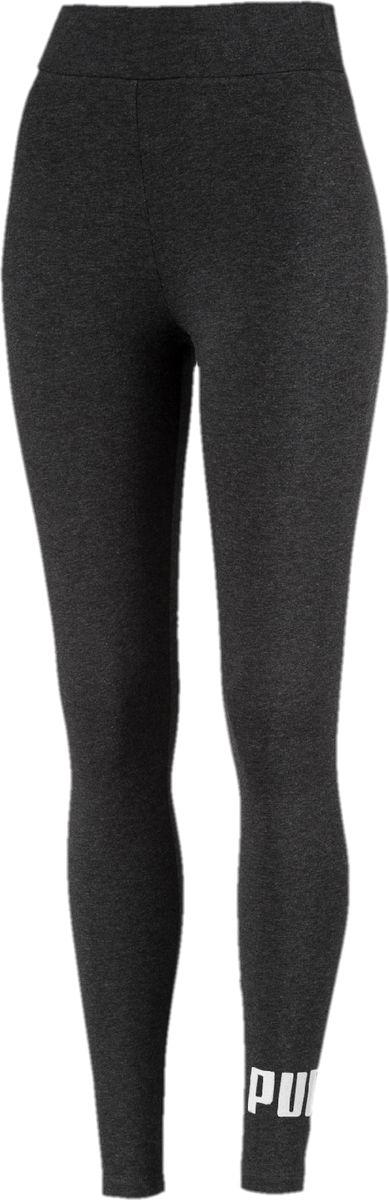 Фото - Леггинсы PUMA Essentials Leggings леггинсы женские puma essentials leggings цвет изумрудно зеленый 85346230 размер xs 42