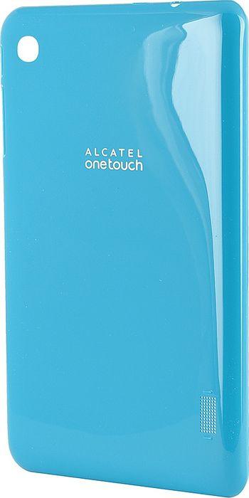 Чехол для сотового телефона Alcatel PCP310 для Pop 7, F-GCGB18P0G11C1-A1, бирюзовый alcatel pop 3 5065d белый