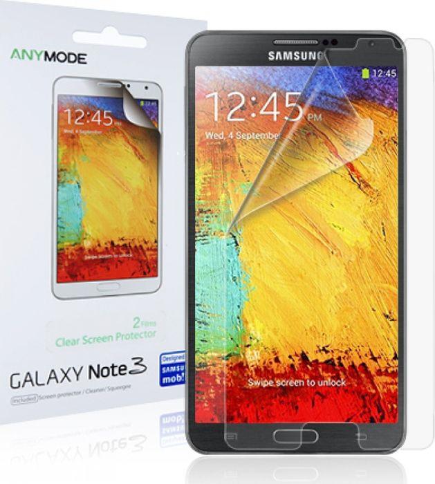 Защитная пленка Anymode для Galaxy Note 3 N900x, F-DASP000RCL, 2 шт стоимость