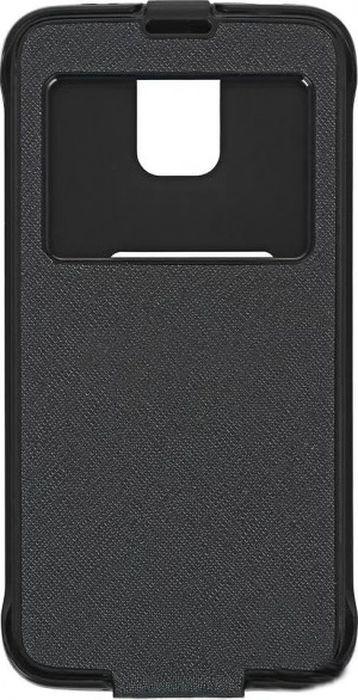 Чехол для сотового телефона Anymode G900F для Galaxy S5 ViewCradle, F-DMCC000KBK, черный все цены