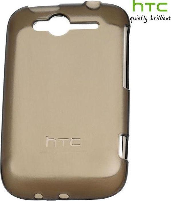 Чехол для сотового телефона HTC Wildfire S, TP C610, черный настройка htc max
