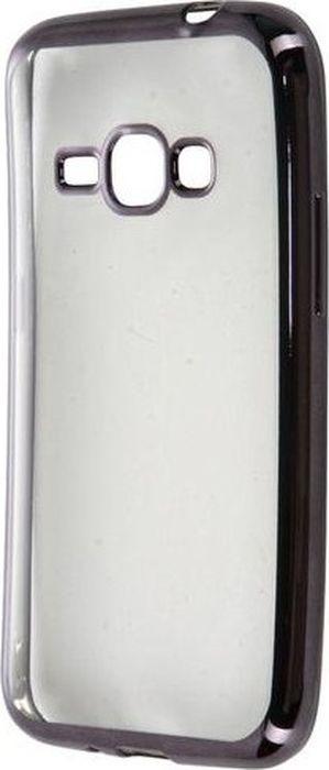 Чехол для сотового телефона Acqua Moonray для Galaxy J1 2016, 54241, темный металлик