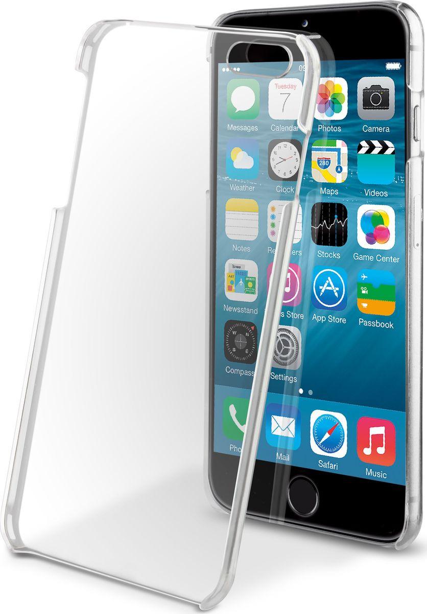 Чехол для сотового телефона Muvit Crystal Case для iPhone 6/6S Plus, MUCRY0033, прозрачный чехол для сотового телефона uag monarch series case для iphone 6 plus 6s plus 7 plus 8 plus красный