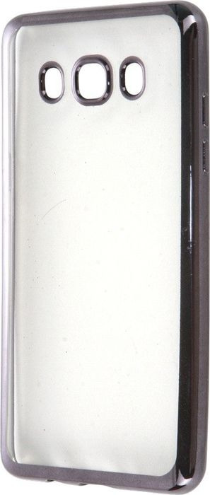 Чехол для сотового телефона Acqua Moonray для Galaxy J3 2016, 54113, темный металлик чехол для сотового телефона takeit для samsung galaxy a3 2017 metal slim металлик