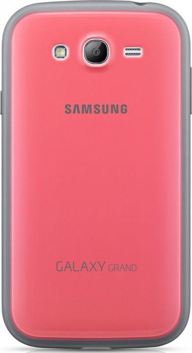 Чехол Samsung для Galaxy Grand, розовый mooncase galaxy grand max g7200 window design leather side flip чехол для samsung galaxy grand max g7200 white green