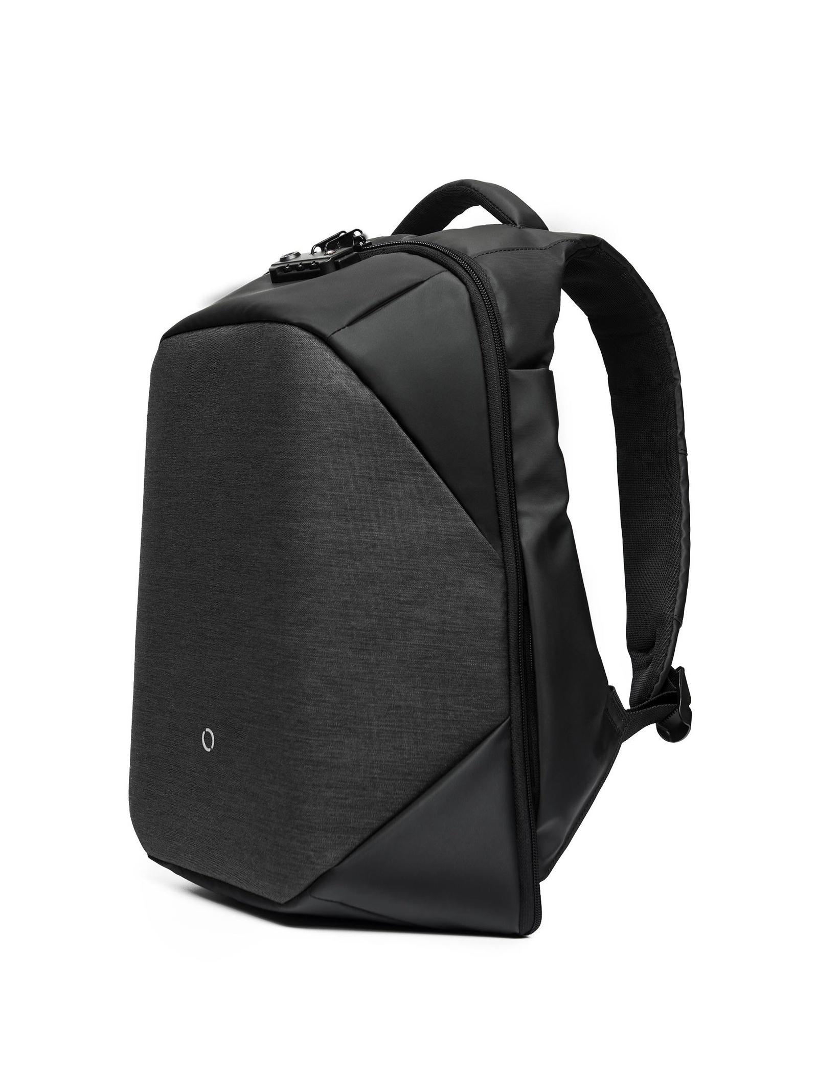 Рюкзак KORIN ClickPack Basic, черный рюкзак korin design clickpack gray серый