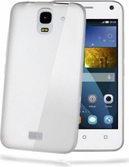 Чехол для сотового телефона Celly Gelskin для Huawei Y3/Y360, GELSKIN532, прозрачный демисезонные ботинки y3 y 3 y3