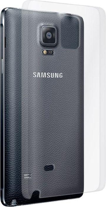 Чехол для сотового телефона Muvit Clear Back Crystal Case для Samsung Galaxy Note 4, MUCRY0036, прозрачный
