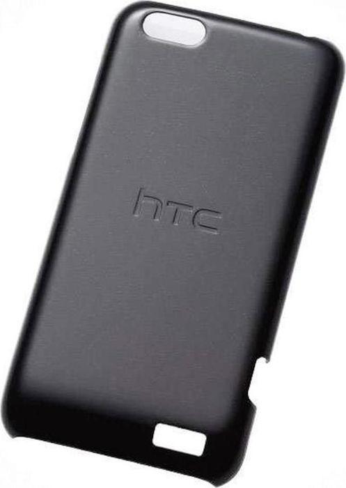 Чехол для сотового телефона HTC One V, HC C750, черный чехол книжка htc hc v800 880 для one max черный