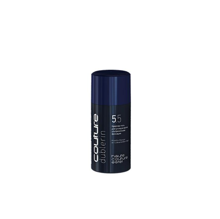Креатив-гель для укладки волос DUBLERIN ESTEL HAUTE COUTURE ультрасильная фиксация, 100 мл estel креатив гель для укладки волос dublerin 100 мл