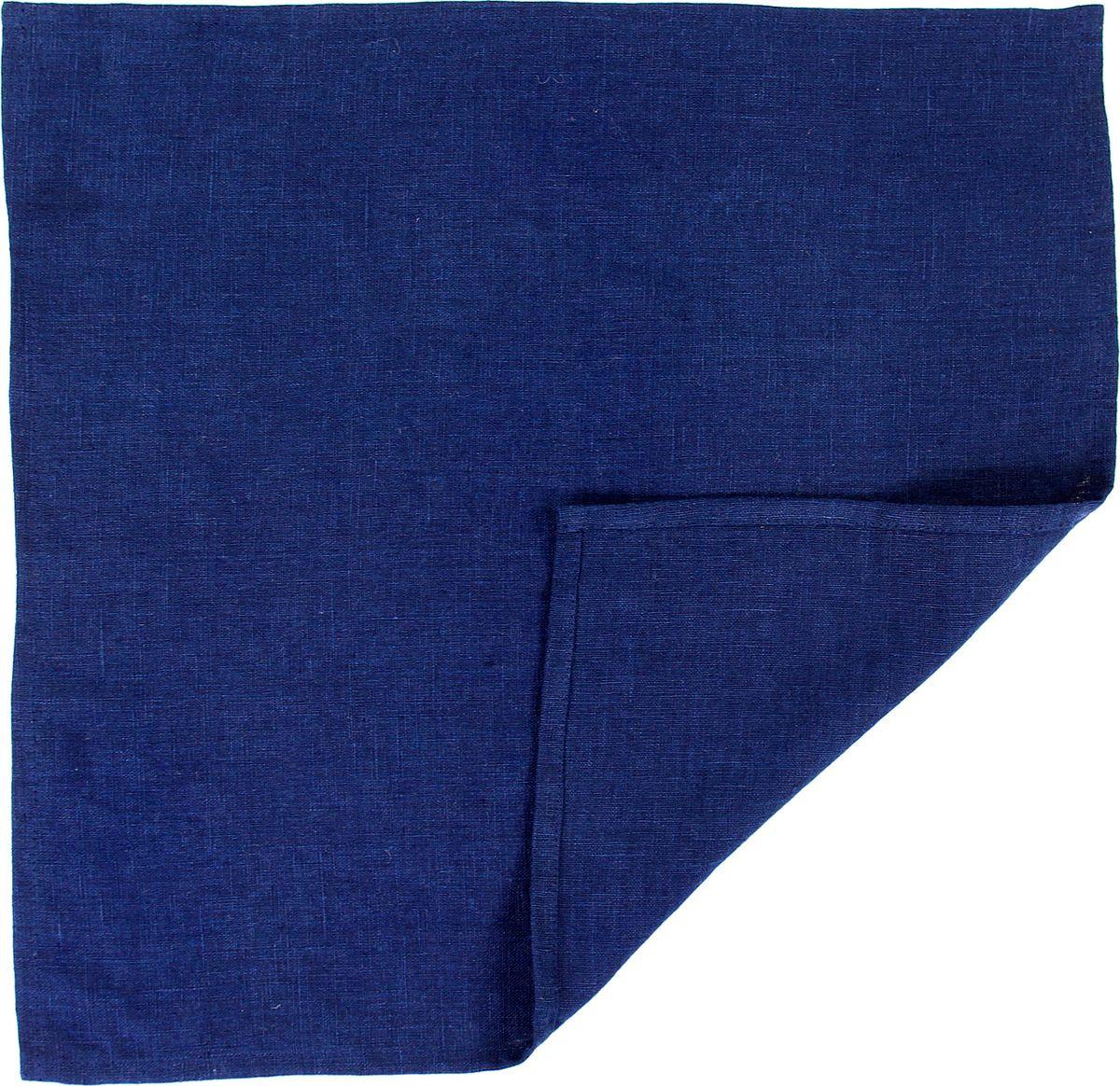 Салфетка столовая Tkano Essential, TK18-NA0010, темно-синий, 45 x см