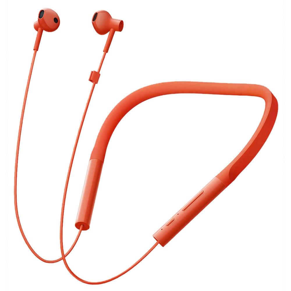 лучшая цена Bluetooth-гарнитура Xiaomi LYXQEJ02JY Bluetooth, оранжевый