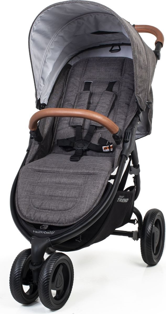 Коляска прогулочная Valco Baby Snap Trend Charcoal