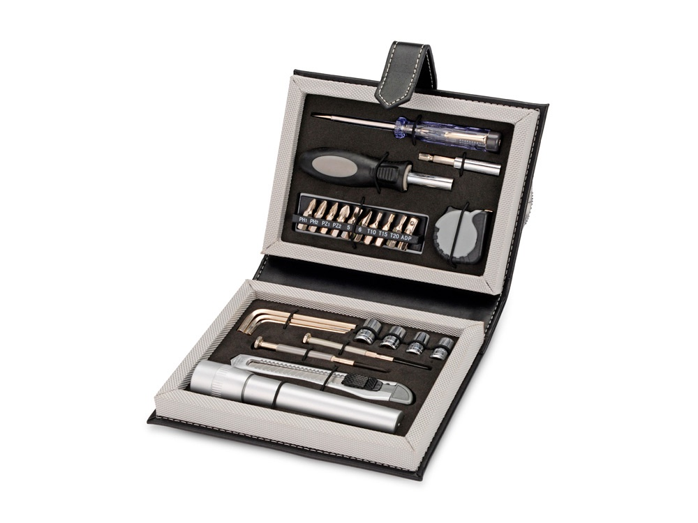 Набор инструментов Oasis «Книга с сюрпризом», 496517, черный