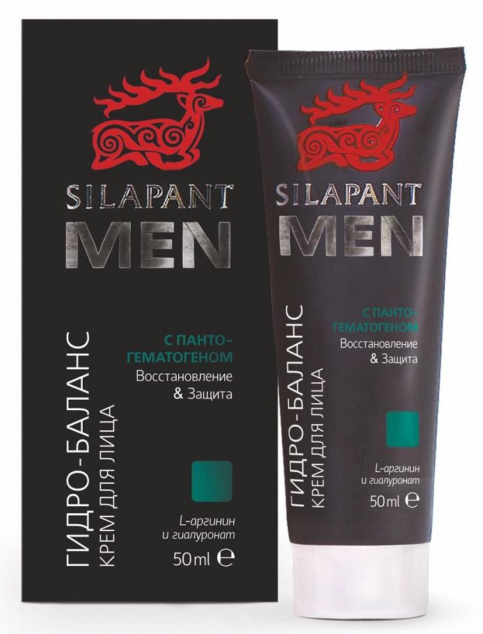 Крем для ухода за кожей Силапант с пантогематогеном Silapant