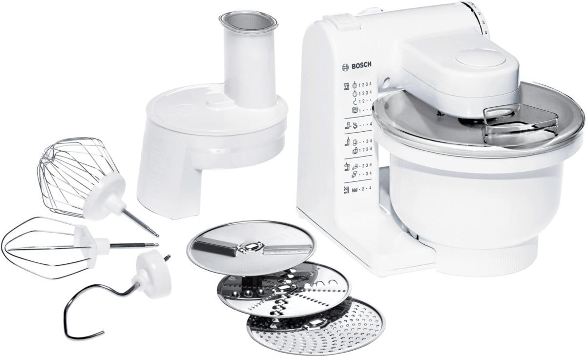 Кухонный комбайн Bosch, MUM4426, белый