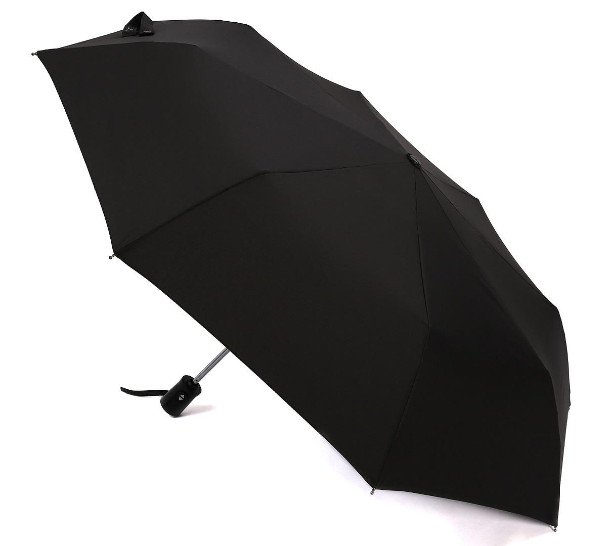 Зонт Три слона 790, черный