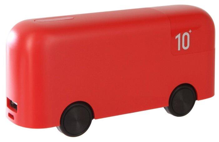 Внешний аккумулятор Red Line Bus, УТ000016828 аккумулятор red line bus 10000mah white