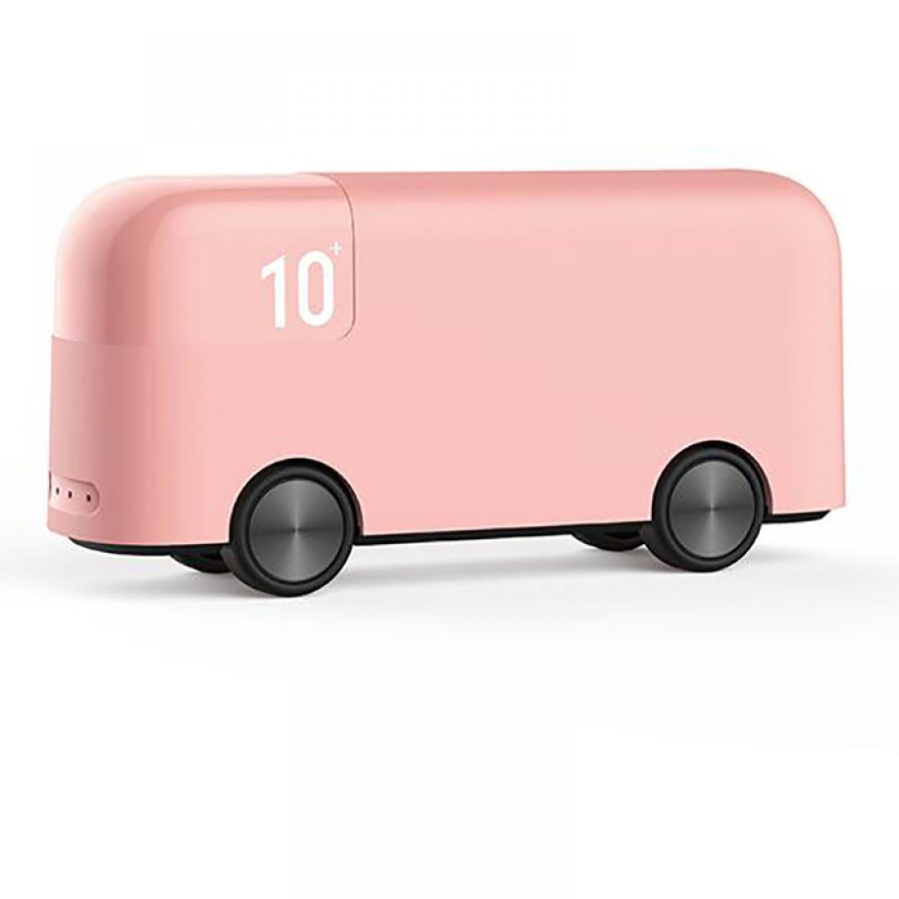 Внешний аккумулятор Red Line Bus, УТ000016829, розовый аккумулятор red line bus 10000mah white