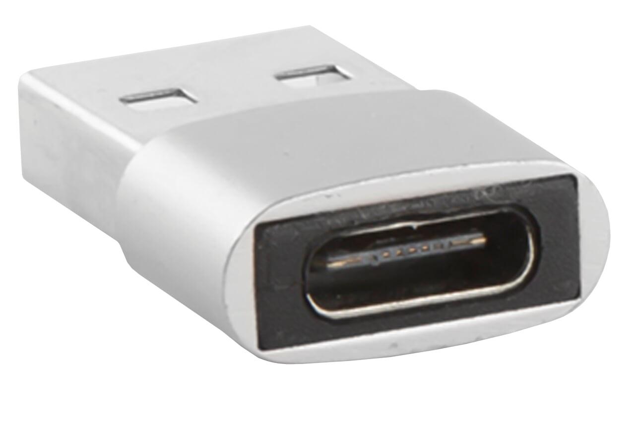 Адаптер-переходник red line Type-C-USB, УТ000014089