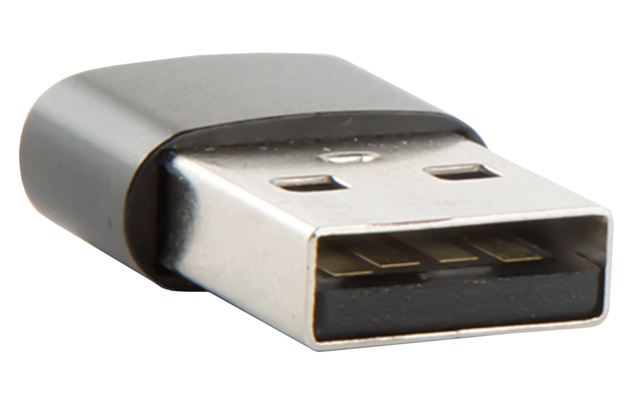 Адаптер-переходник red line Type-C-USB, УТ000014088