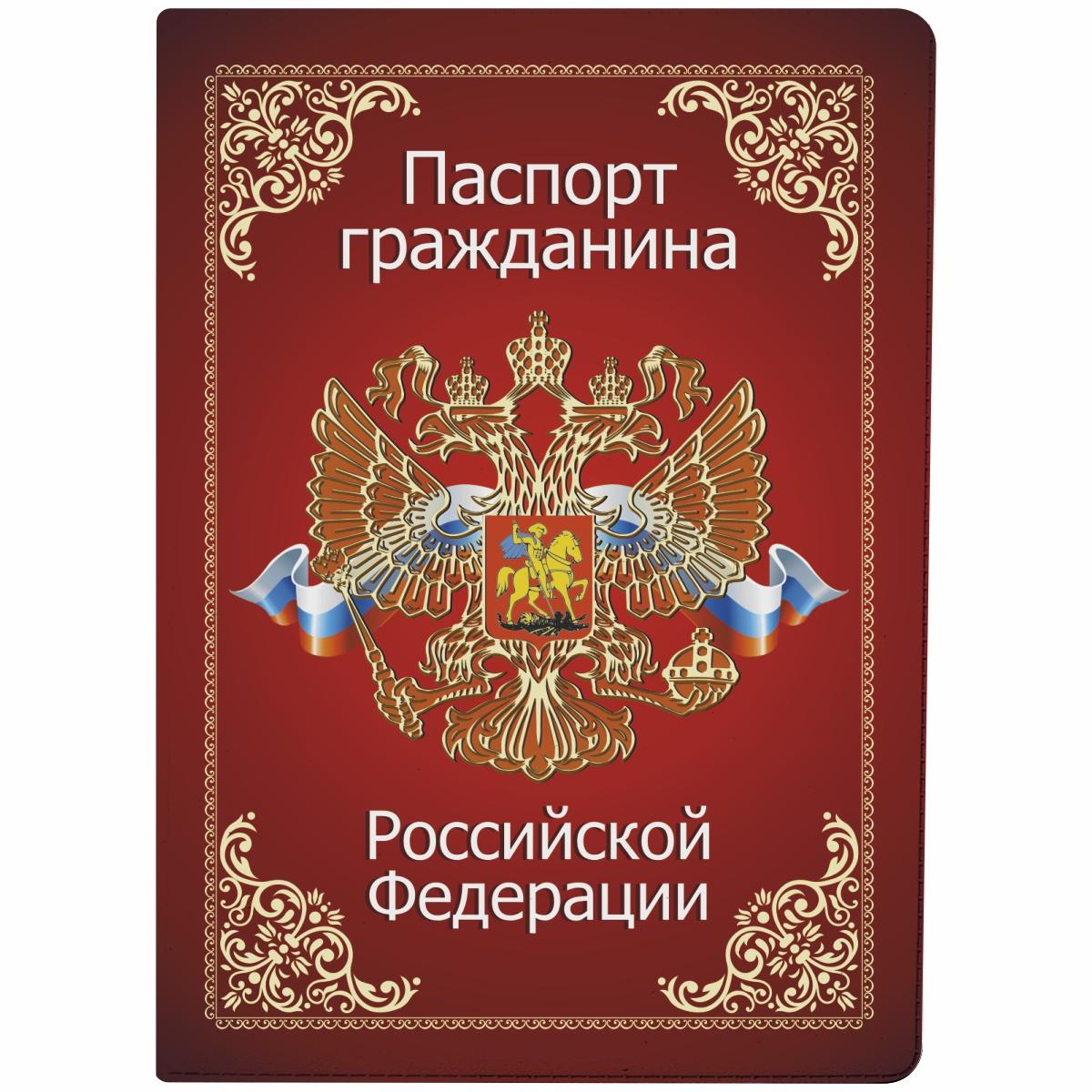 Картинка паспорта в хорошем качестве