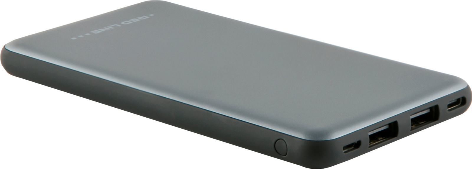 Внешний аккумулятор Red Line M2, УТ000015518 2600mah power bank usb блок батарей 2 0 порты usb литий полимерный аккумулятор внешний аккумулятор для смартфонов светло зеленый