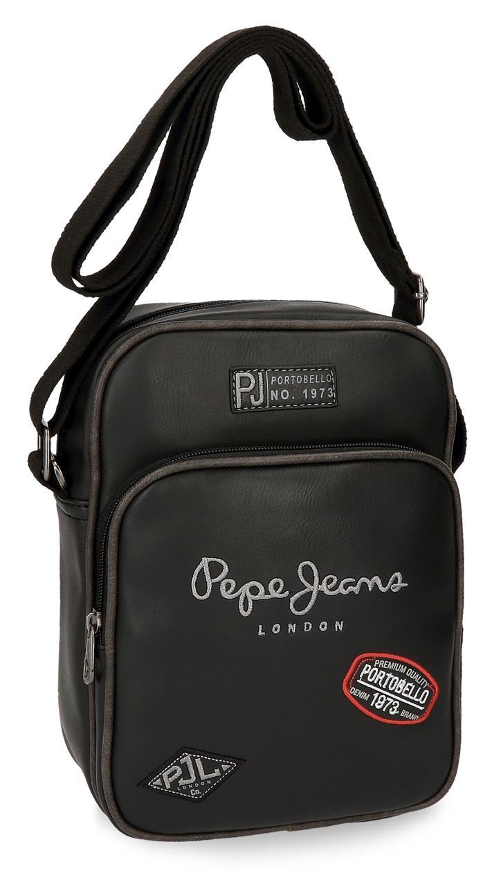 Сумочка Pepe Jeans Dueton, 6675751, черный