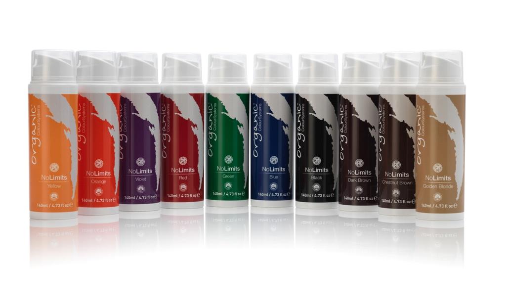 Тонирующий краситель-уход для волос Organic Colour Systems, NO LIMITS Каштановый,140 мл Organic Colour Systems