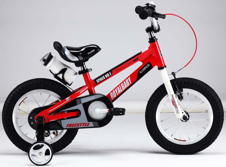 Велосипед Royal Baby Freestyle Space №1 16, RB16-17, красный