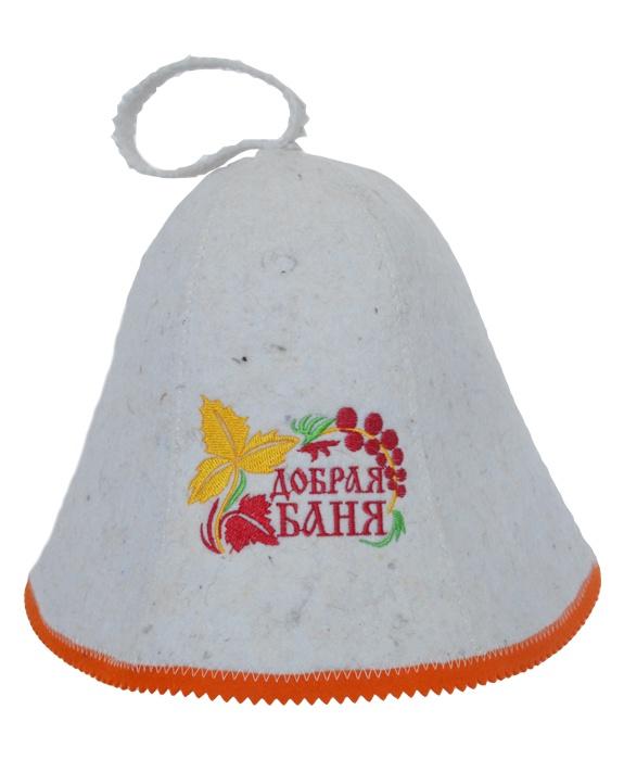Шапка для бани и сауны Pastel для бани и сауны, 2013, белый печь для бани и сауны теплодар русь 18 л профи