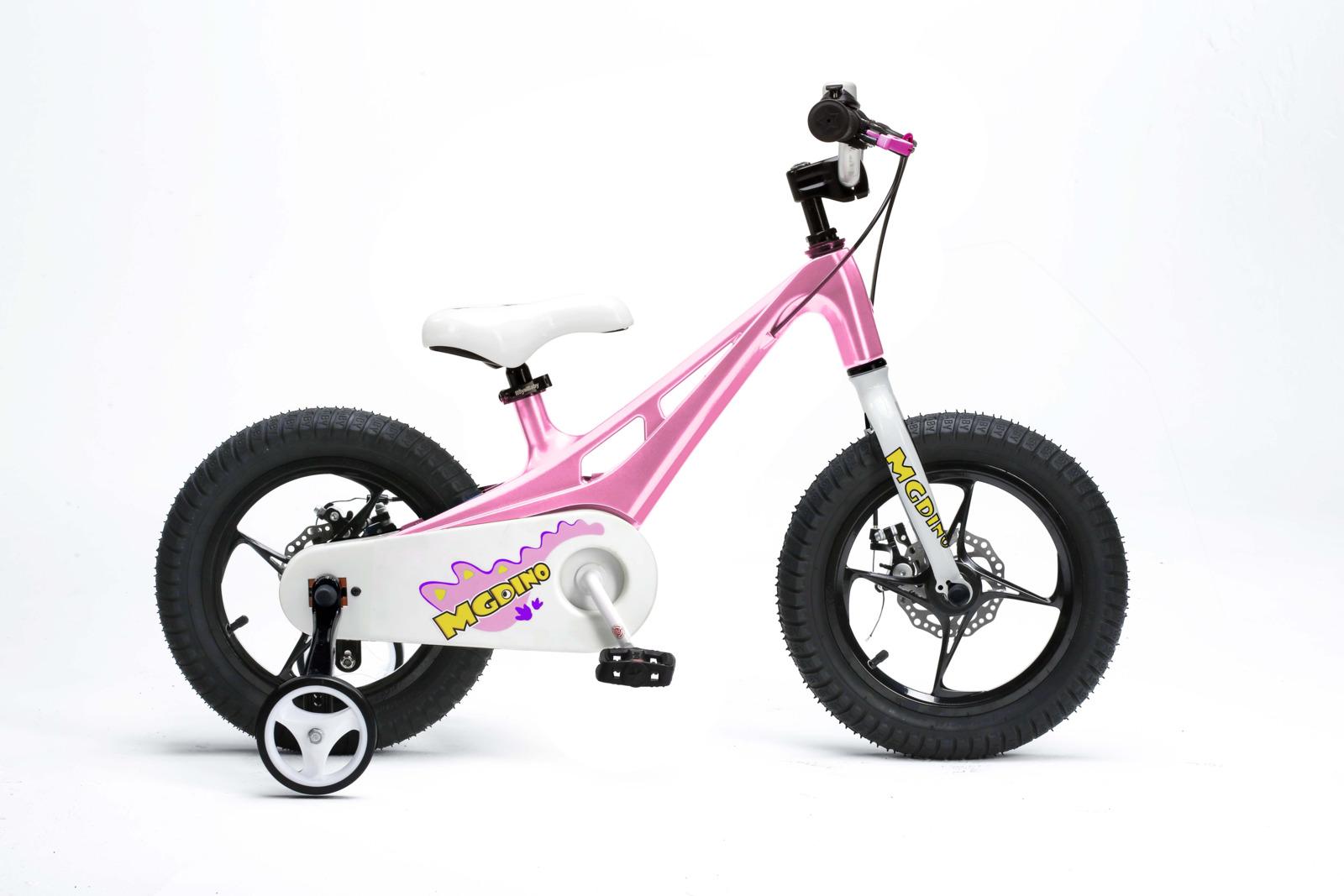 Велосипед Royal Baby MG Dino 14, RB14-21, розовый