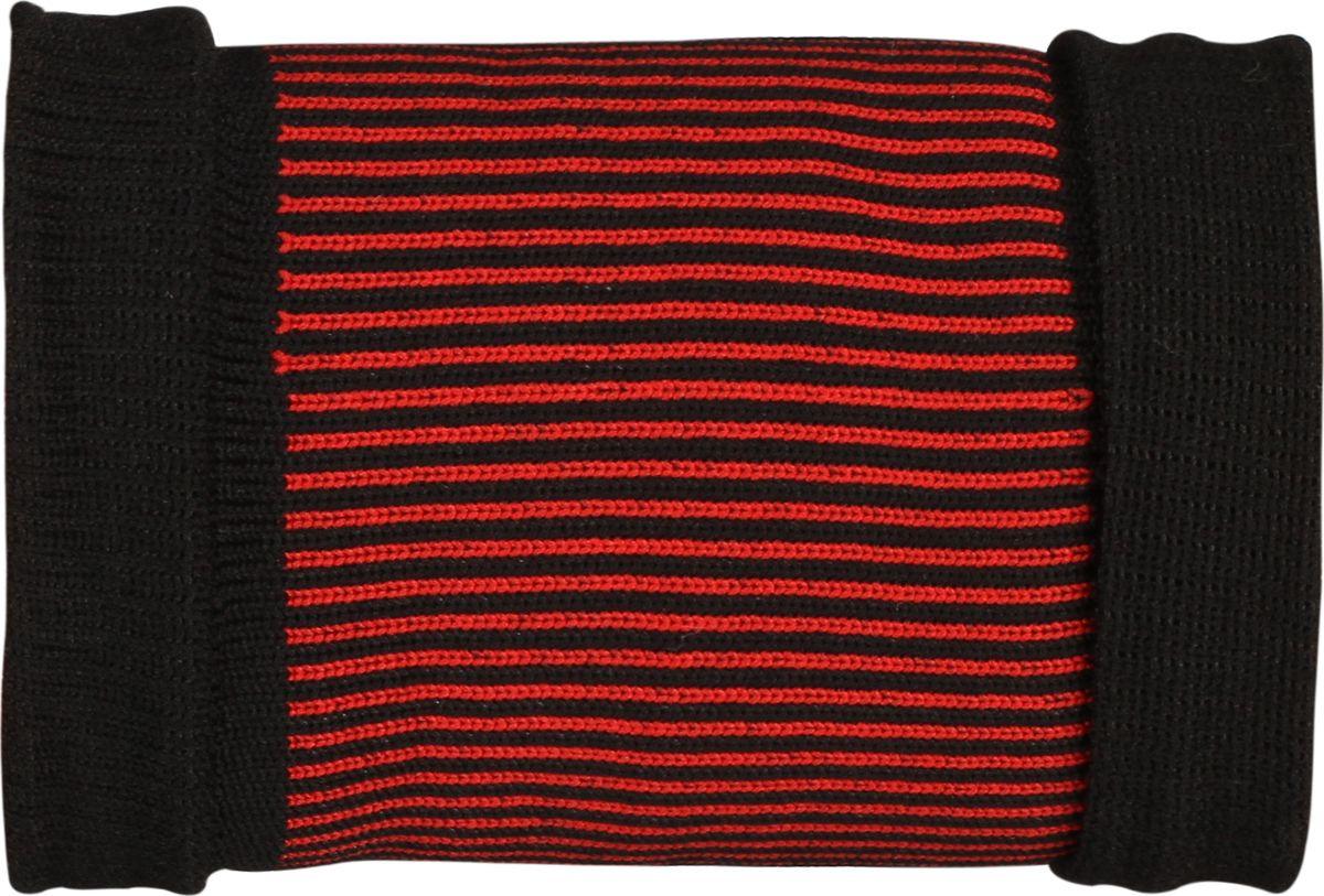 Суппорт запястья эластичный RSC ЛВ22-02, 00027016, черно-красный, размер L суппорт запястья 5141ns l