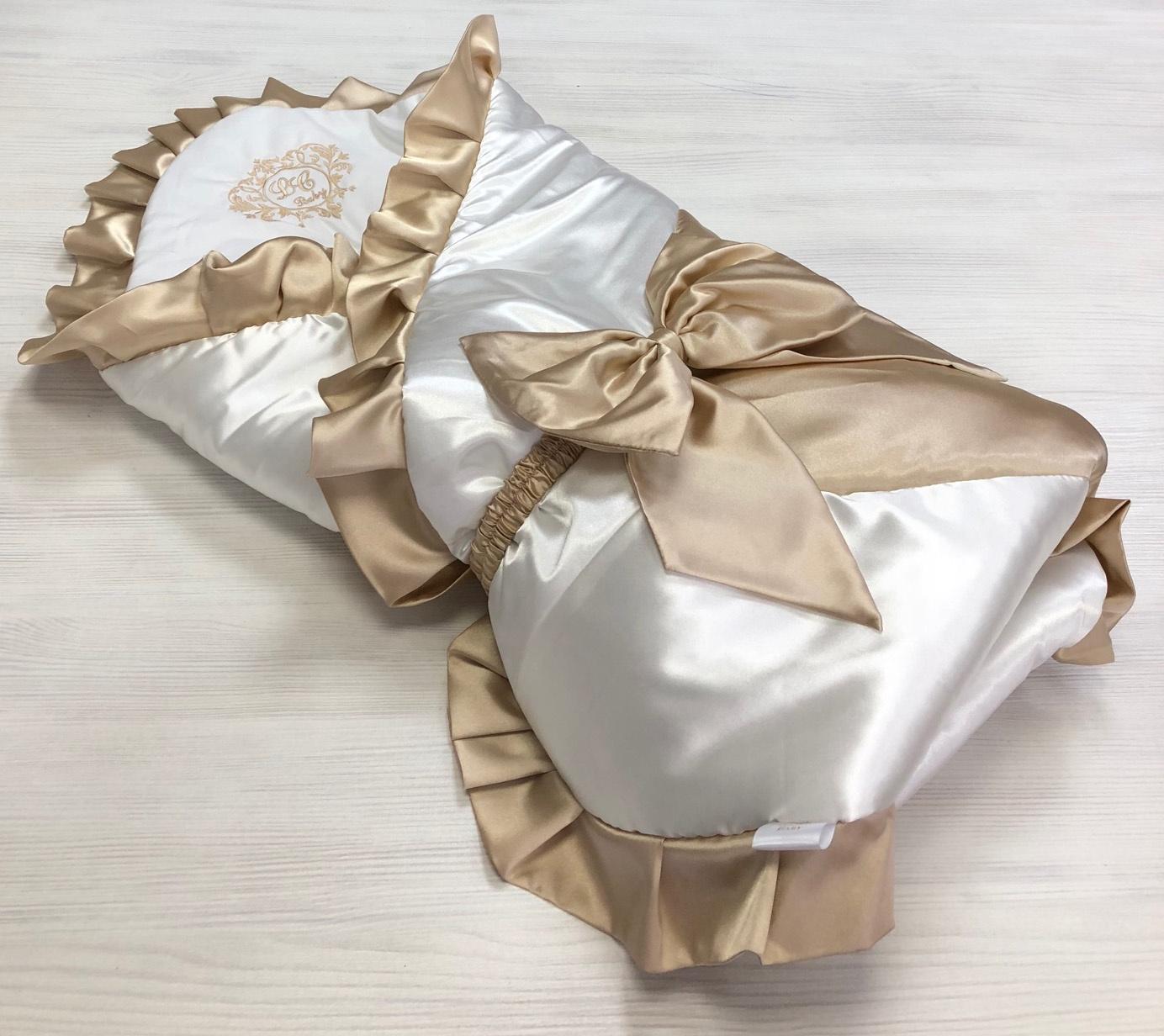 Конверт для новорожденного LaCortina Baby конверт одеяло red castle babynomade цвет серый голубой 082 152 возраст 4 9мес