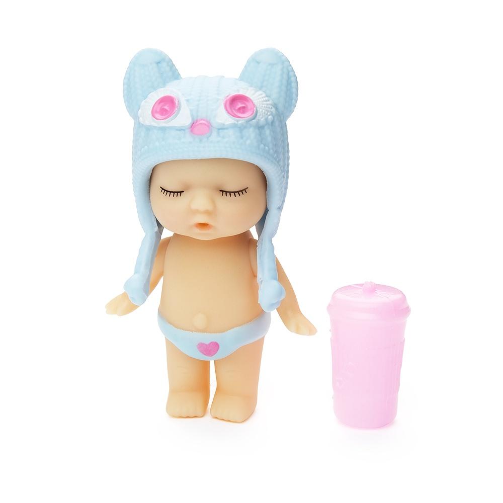 Игровой набор с куклой FindusToys Infant Doll, FD-35-008/11 голубой игровой набор с куклой findustoys infant doll fd 35 008 1 фиолетовый