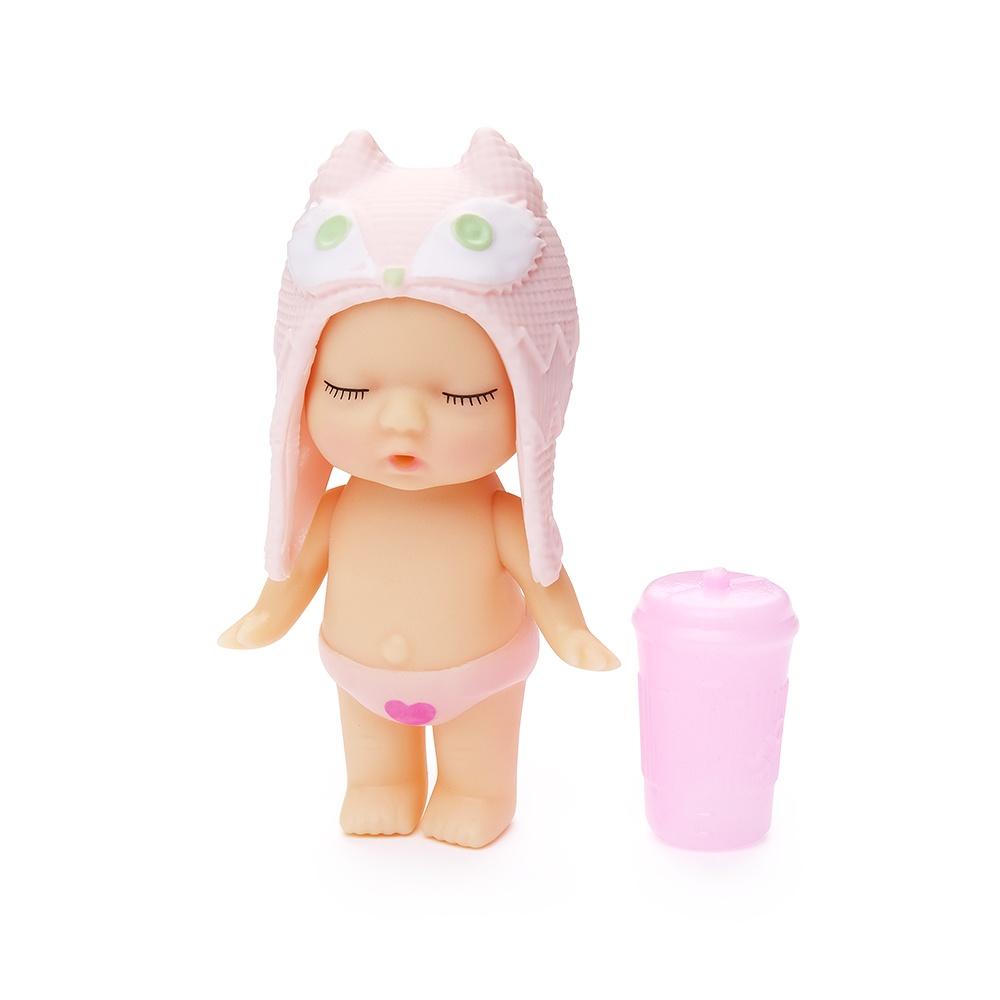 Игровой набор с куклой FindusToys Infant Doll, FD-35-008/5 розовый игровой набор с куклой findustoys infant doll fd 35 008 6 белый
