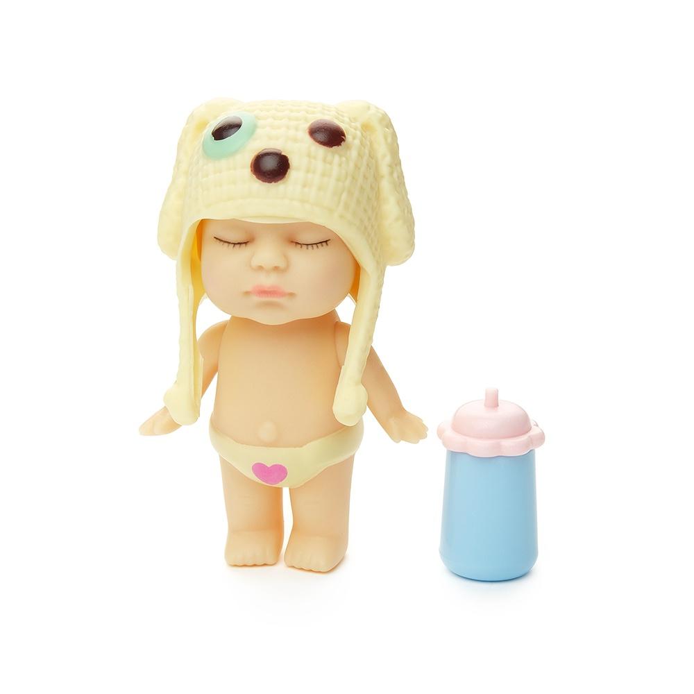 Игровой набор с куклой FindusToys Infant Doll, FD-35-008/4 желтый игровой набор с куклой findustoys infant doll fd 35 008 1 фиолетовый