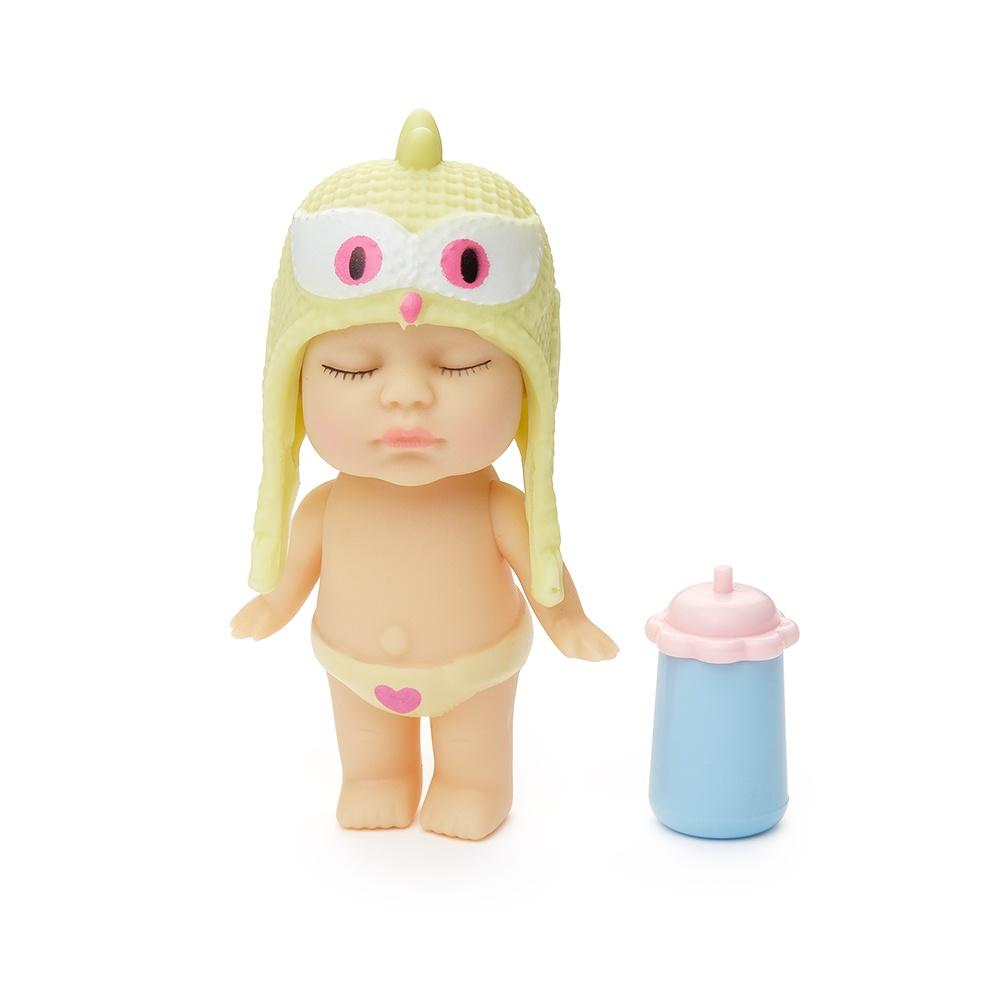 Игровой набор с куклой FindusToys Infant Doll, FD-35-008/3 салатовый игровой набор с куклой findustoys infant doll fd 35 008 1 фиолетовый