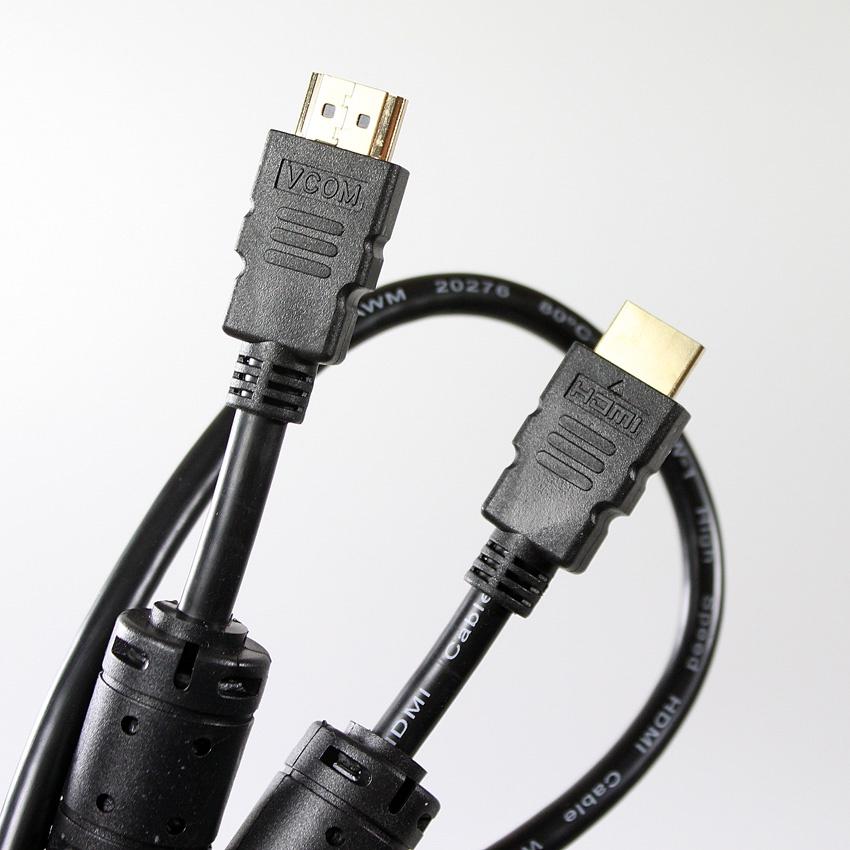 Фото - Кабель VCOM HDMI 19M/M ver 1.4, VHD6020D-25M, черный видео