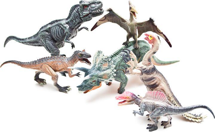 Набор фигурок Phantom Cretaceous, 4403-3, 6 шт